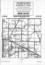 Map Image 016, Stearns County 1992